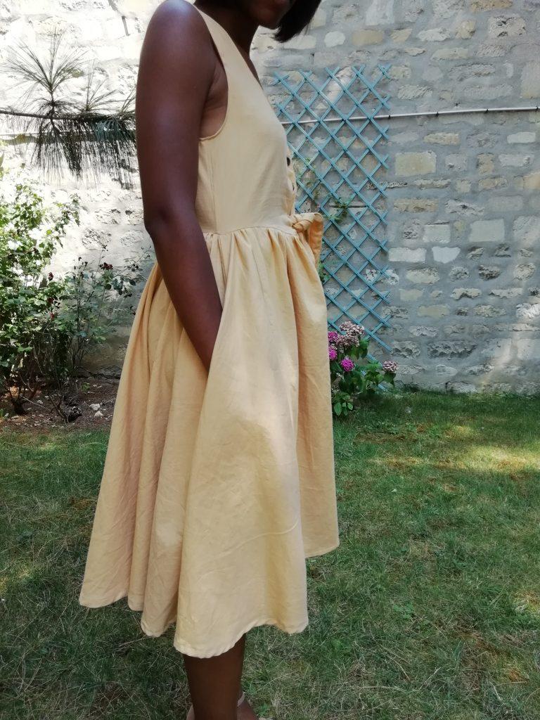 Robe daria (poches)