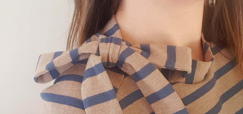 Col cravate