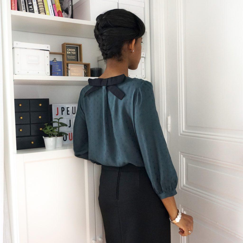 Patron de la blouse Elena