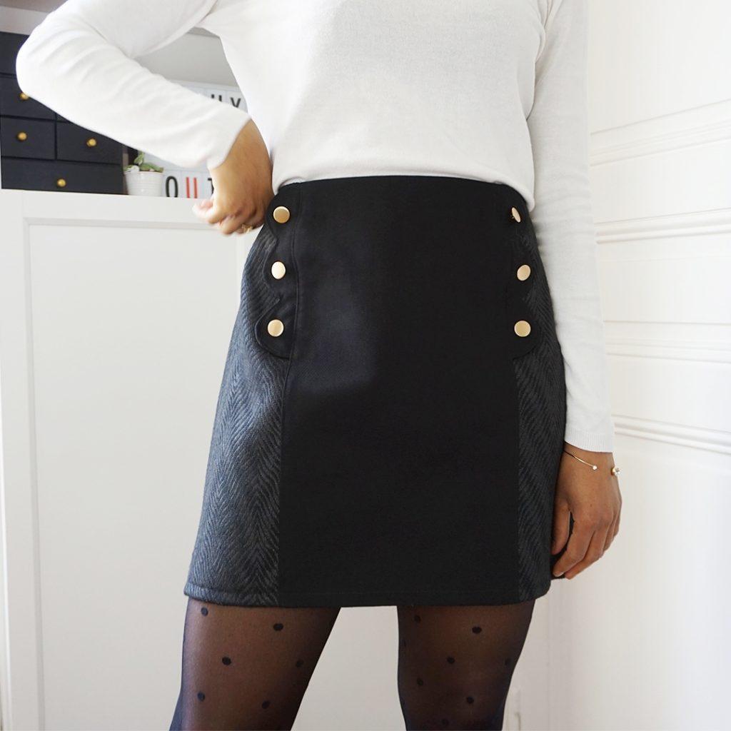 Mini jupe Livia