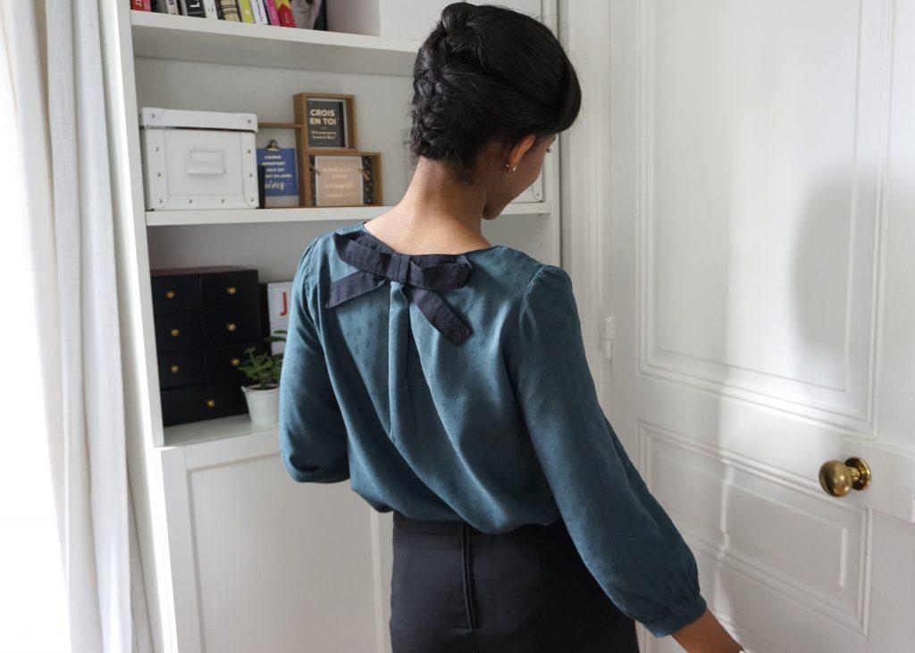 blouse Elena en viscose