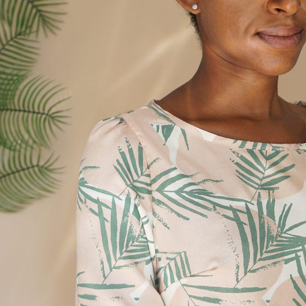 Tissus Canopy Cactus - Atelier Brunette