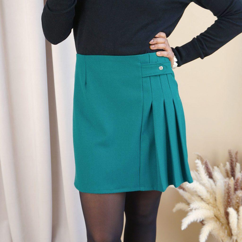 Le patron de la jupe Stacey